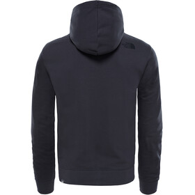 The North Face M's Open Gate Light Full Zip Hoodie Asphalt Grey